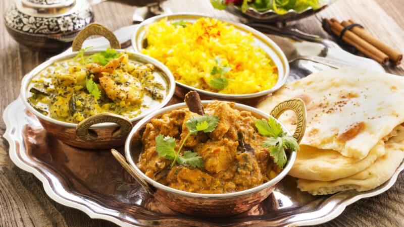 Repas de Noël en famille: la cuisine orientale